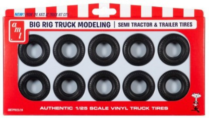 Picture of Big Rig truck tires (10) 1/25
