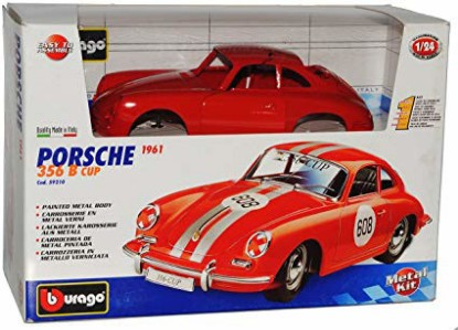 Picture of 1961 Porsche 356 B cup  kit - red