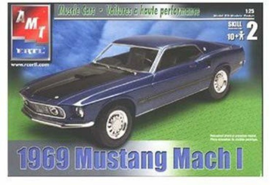 Picture of 1969 Ford Mustang Mach 1