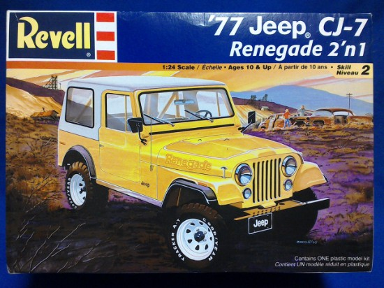 Picture of Jeep 1977 CJ-7 Renegade  2'n1