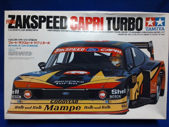 Picture of Ford Zakspeed Capri Turbo