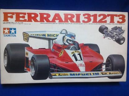 Picture of Ferrari F1 312T3  #11