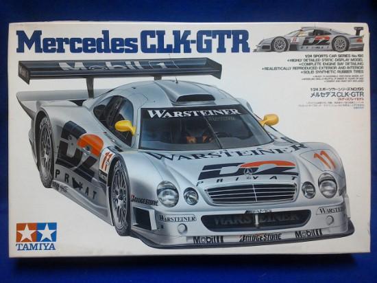 Picture of Mercedes CLK-GTR race car