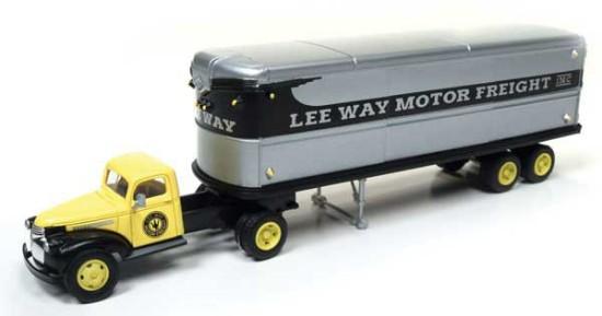 Picture of 1941-1946 Chevrolet Tractor - AeroVan Trailer  LEE WAY