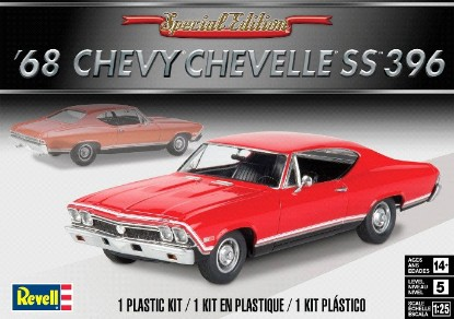 Picture of 1968 Chevy  Chevelle SS 396-red