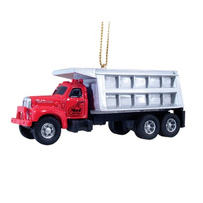 Picture of 1960 Mack Model B-61 Dump ornament