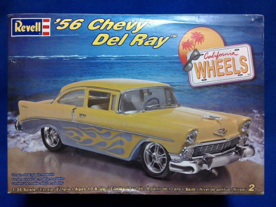 Picture of 1956 Chevy Del Ray