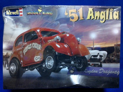 Picture of Ford '51 Anglia  SKIPPERS CRITTER
