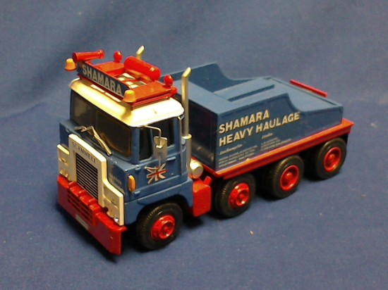 Picture of Scammell Samson heavy haul truck