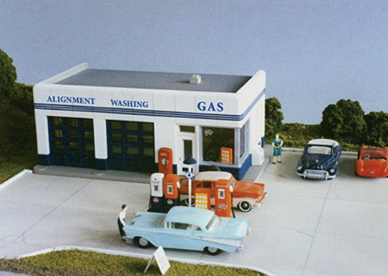 Picture of Crafton Ave Gas Station  - kit