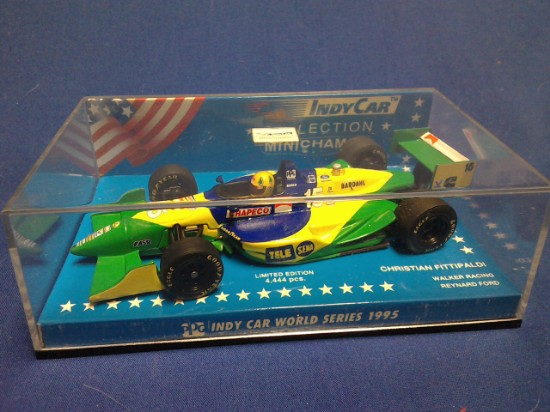 Picture of INDY 1995 World Series Reynard Ford -#15  Christian Fittipaldi