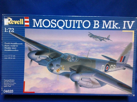 Picture of Mosquito B Mk.iv Aircraft