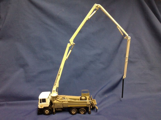 Picture of MAN Schwing KVM 32XL concrete pump  TBG