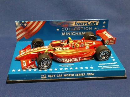 Picture of Indy World Series  race car 96 Honda  Jimmy Vasser-Target