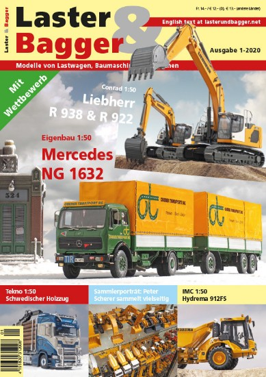 Picture of Laster & Bagger 1-2020 German- English download