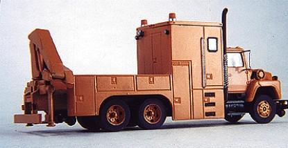 Picture of Crane Supply Carrier Truck Body