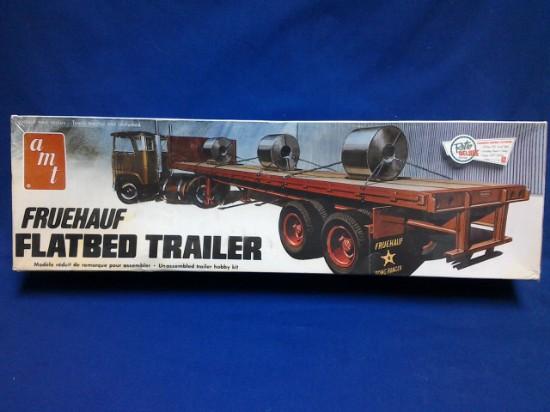 Picture of Fruehauf heavy duty flatbed trailer  kit
