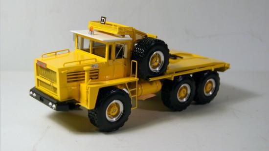 Picture of Berliet GPO heavy haul tractor