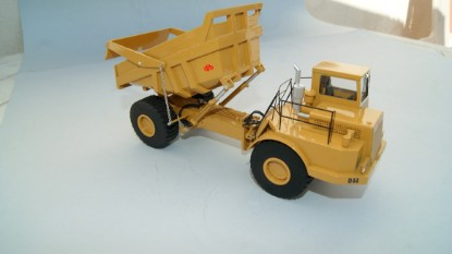 Picture of DJB D44 Articulated Dump Truck with tailgate