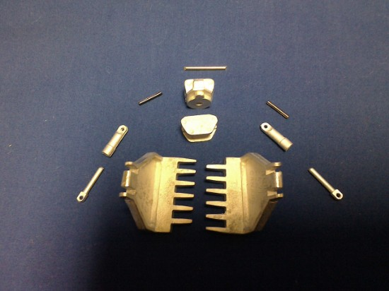 Picture of Jewell brush grapple - metal kit
