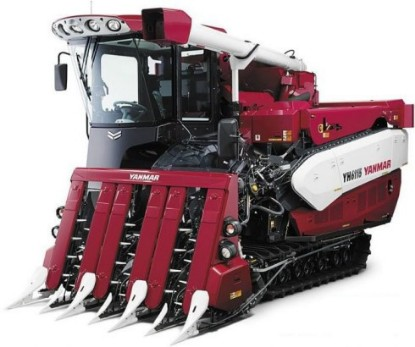 Picture of Yanmar YH6115 combine harvester  kit