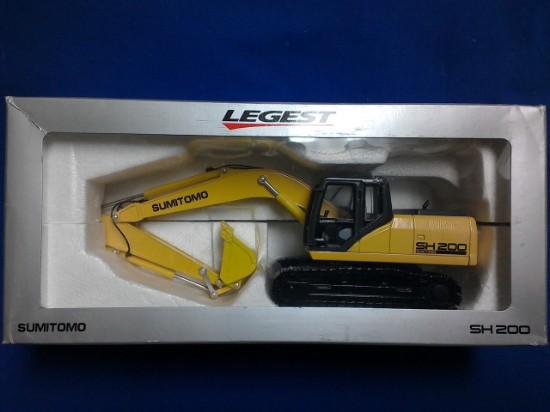 Picture of Sumitomo SH 200 Legest track excavator