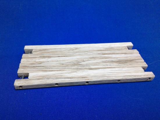 "Picture of Timber crane mat 20'  3 ton  5"" x 2"" x 1/4"""