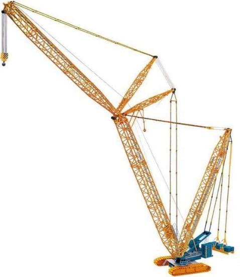 Picture of Terex Superlift 3800 crawler crane SARENS