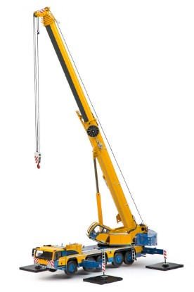 Picture of Demag AC220-5 truck crane