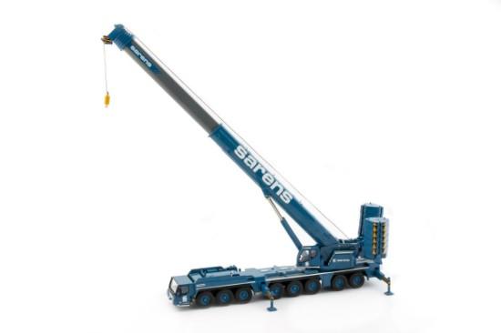 Picture of Liebherr LTM1450-8.1 truck crane  - SARENS