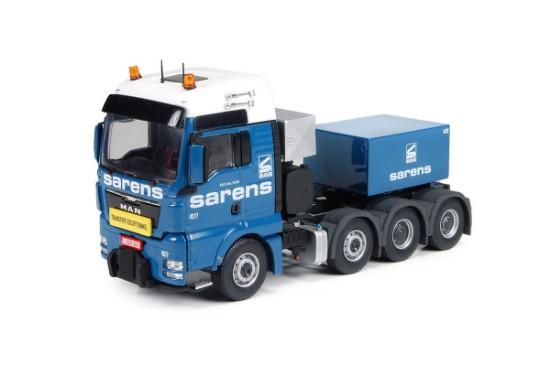 Picture of MAN TGX XXL 8x4 + ballastbox - SARENS