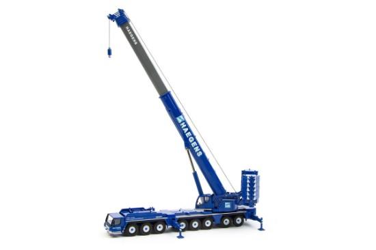 Picture of Liebherr LTM1450-8.1 truck crane  - HAEGENS