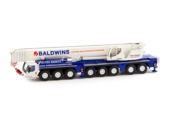 Picture of Liebherr LTM1450-8.1 truck crane  - BALDWINS