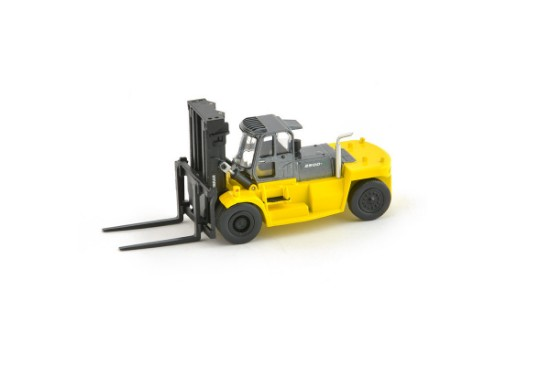 Picture of Hyundai 250D fork lift
