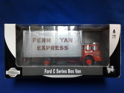 Picture of Ford C Series box van PENN YAN Express