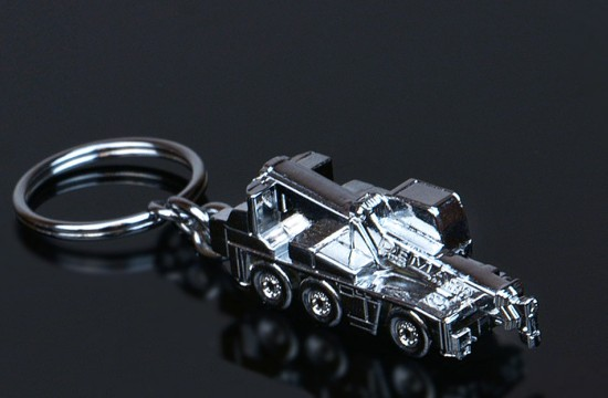 Picture of Demag AC45 crane - keychain