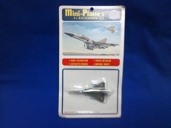 Picture of Mirage 4 A fighter   Mini-Plane