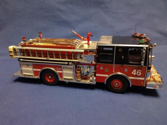 Picture of Chicago Luverne Pumper, Engine 46