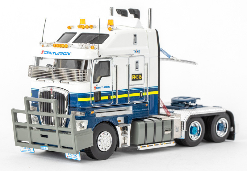Picture of Kenworth K200 + B Double combination CENTURION