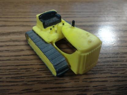 Picture of Caterpillar D7 dozer