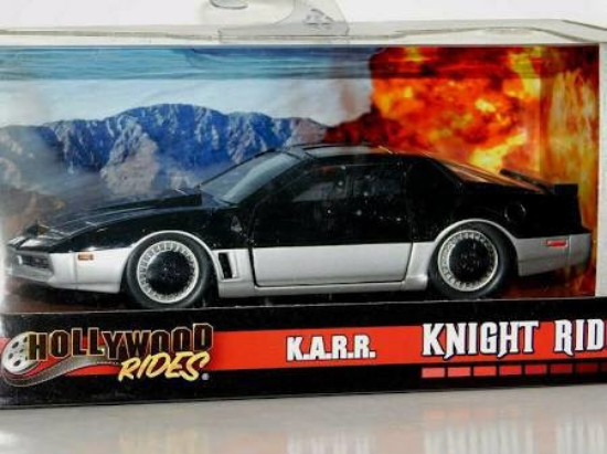Picture of Knight Rider K.A.R.R. (Hollywood Rides)