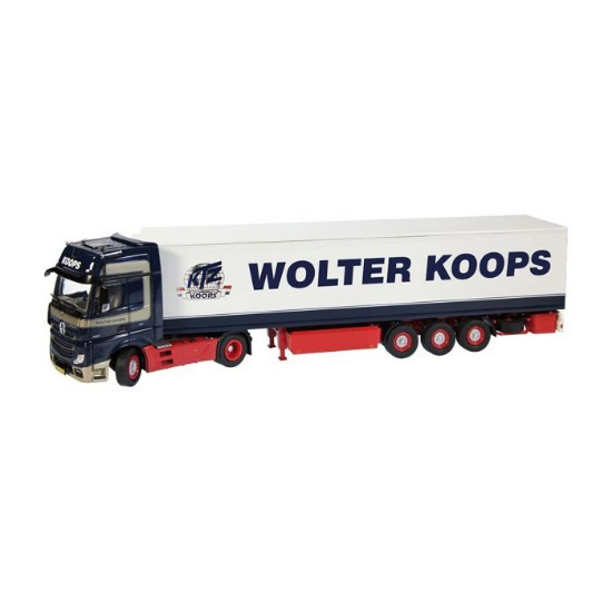 Picture of MERCEDES BENZ ACTROS  FH25 WOLTER KOOPS