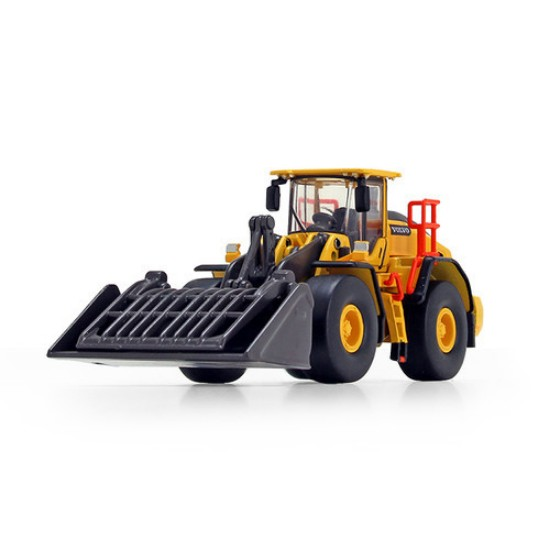 Picture of Volvo L180H Wheel Loader with waste bucket