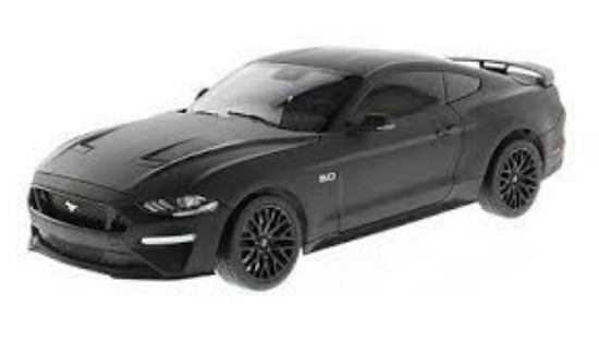 Picture of 2019 Ford Mustang GT - matte black