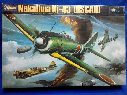 Picture of Nakajima Ki-43 (Oscar)