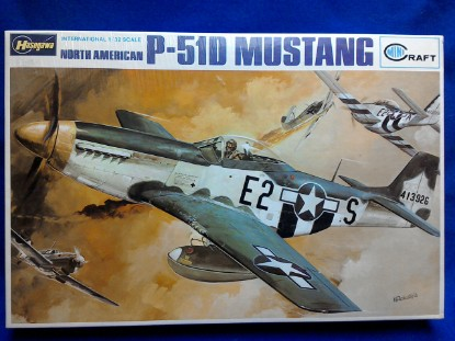 Picture of P-51D  Mustang North  America