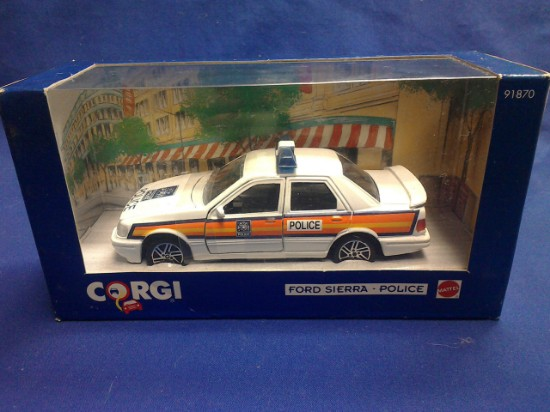 Picture of Ford Sierra - Police Car