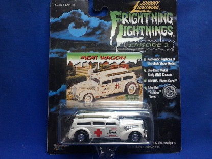 Picture of Johnny Lightning -Frightning Meat Wagon