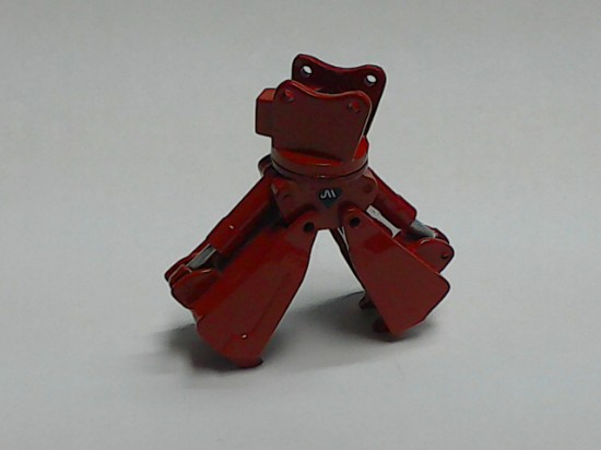 Picture of Jewell clamshell- red