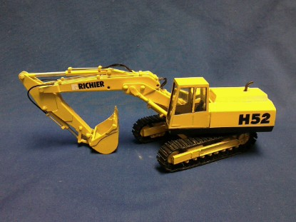Picture of Richier H52 track excavator